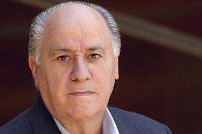 Amancio Ortega ya es el tercer hombre más rico del mundo