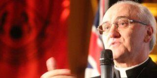 """Lazzarotto: """"Mi principal objetivo es impulsar la paz entre Israel y Palestina"""""""