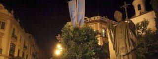Sevilla inaugura un monumento en honor de Juan Pablo II