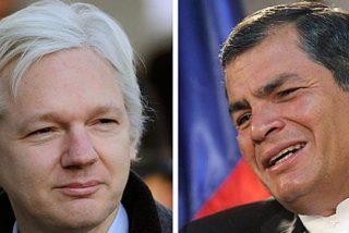 Ecuador concede asilo diplomático a Assange, pero Reino Unido dice que lo extraditará a Suecia igualmente