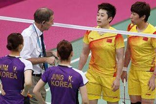 Descalifican a ocho jugadoras asiáticas de badminton por dejarse ganar