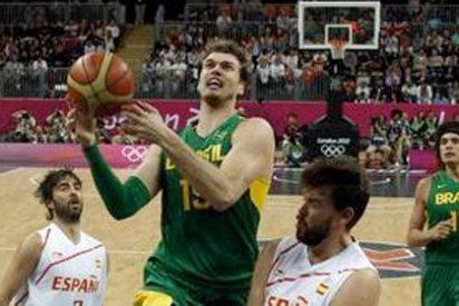 España cae en Baloncesto ante Brasil y esquiva a Estados Unidos hasta la final