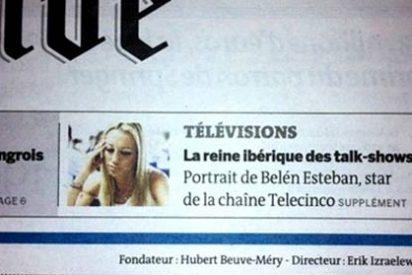 Belén Esteban es un misterio para 'Le Monde' y Alfonso Díez, un toyboy para 'Daily Mail'