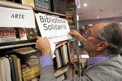 La Biblioteca Solidaria de Valencia cumple cinco años