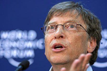 Dónde Bill Gates hace verdaderos esfuerzos es en el retrete
