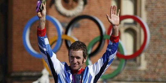 Wiggins, héroe británico, gana el oro en la contrarreloj de los JJOO