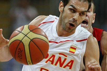 España gana a Gran Bretaña en baloncesto por un sólo punto en un final agónico