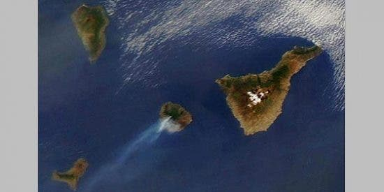 El incendio de La Gomera afecta al 11% de la isla canaria