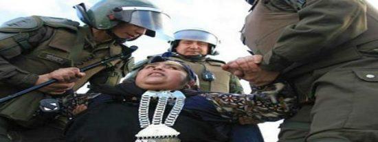 Carabineros desalojan a mapuches que habían ocupado un seminario en el sur de Chile