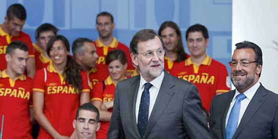 El indignante comentario del presidente del Comité Paralímpico español