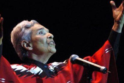 Ha muerto a los 93 años Chavela Vargas, la mujer que forjó un mito latino