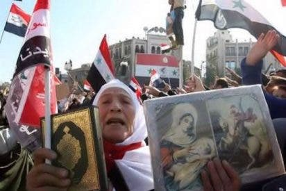 """Cristianos sirios: """"La guerra no lleva a ninguna parte"""""""