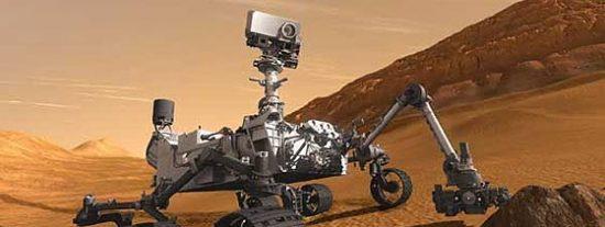 El 'Curiosity' ya está operando en Marte tras los 'siete minutos de terror'