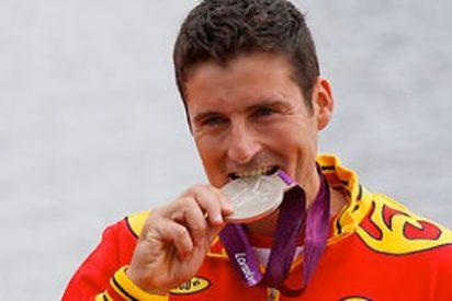 La plata de David Cal le alza como el mejor olímpico español