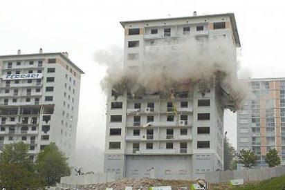 España seguirá el ejemplo de Irlanda y demolerá las ciudades fantasma