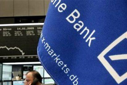 EEUU investiga al Deutsche Bank por lavado de dinero iraní