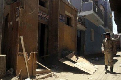 Al menos nueve heridos en los enfrentamientos entre musulmanes y coptos en Egipto