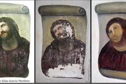 Intentarán restaurar el Ecce Homo 'destrozado' por una anciana bienintencionada