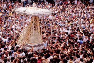 Los vecinos de Almonte piden que la Virgen del Rocío sea declarada patrona de Andalucía