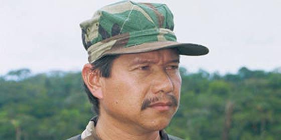 Reaparece, 'vivito y cacareando', un jefe de las FARC dado por muerto