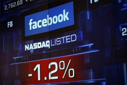 Facebook se desploma en Bolsa