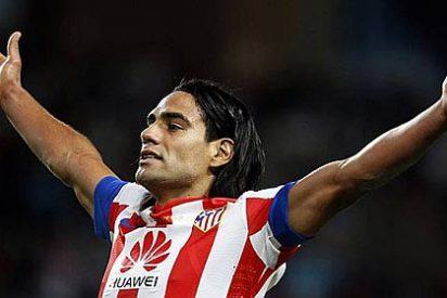 El Atlético de Madrid, Supercampeón de Europa a base de zarpazos del 'Tigre' Falcao (4-1)