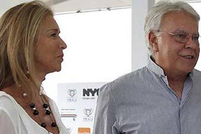 El expresidente Felipe González se ha casado otra vez a los 70 años
