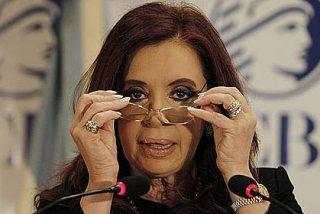 La presidenta Kirchner califica a los europeos de