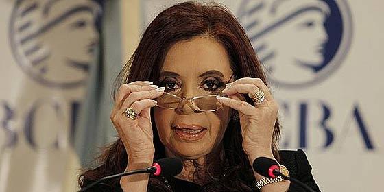 """La presidenta Kirchner califica a los europeos de """"xenofóbicos"""""""