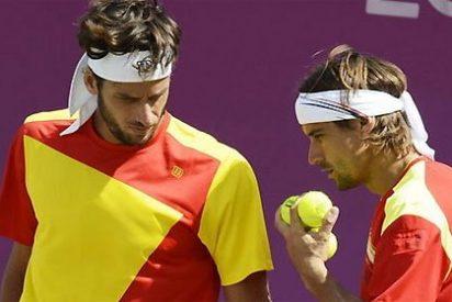 Ferrer y Feliciano caen derrotados pero todavía tienen opción al bronce