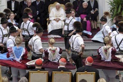 El Papa también se divierte