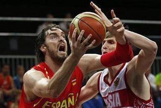 La selección española se complica la vida jugando a la ruleta rusa con Rusia