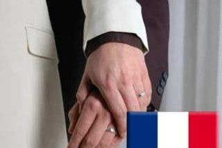 Más de la mitad de los franceses, a favor del matrimonio gay