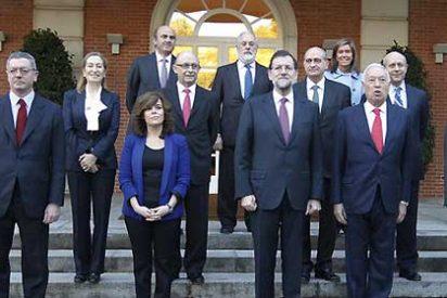 Cinco ministros de Rajoy comparecerán en el Congreso a comienzos de septiembre