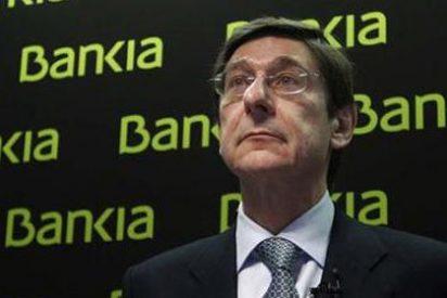 Bankia se dispara un 24% en Bolsa a la espera del 'manguerazo' de la UE