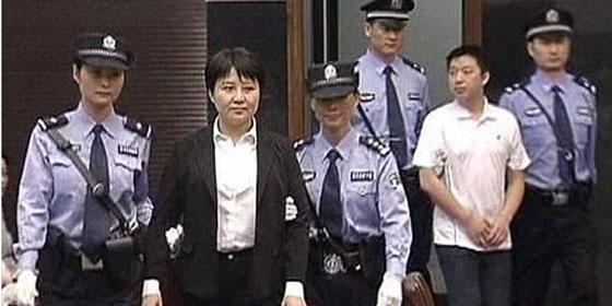 China condena a muerte a la esposa de Bo Xilai por envenenar a un británico
