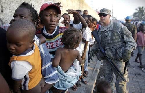 Escalada de violencia en Haití
