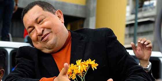 """Hugo Chávez: """"Hasta a los ricos les conviene mi victoria en las elecciones"""""""