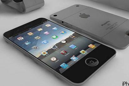 La batería del iPhone 5 confirma que es un diseño más alto y delgado