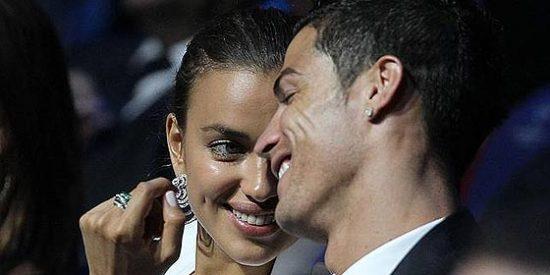 Irina Shayk y Cristiano Ronaldo reaparecen juntos y muy acaramelados