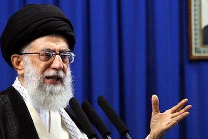 """Jamenei afirma que Israel será """"borrado del mapa"""" y """"devuelto a los palestinos"""""""
