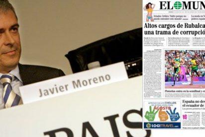 'El País' hace juego sucio periodístico para sacar las castañas del fuego a Rubalcaba