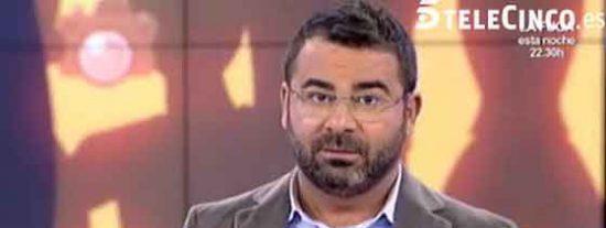 """Jorge Javier: """"En mi contrato con Telecinco no pone que yo tenga que ser un modelo para la sociedad. Yo no soy modelo a seguir en nada"""""""