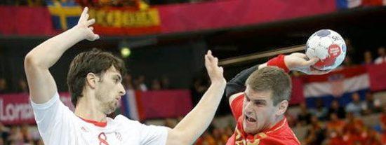 España pierde en Balonmano ante Croacia y se enfrentará a Francia en cuartos