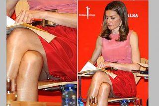 La ropa interior de la princesa Letizia da la vuelta al mundo
