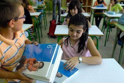 Más niños sin libros de texto