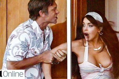 La 'rebelde' Lindsay Lohan, protagonista del nuevo videoclip de Lady Gaga