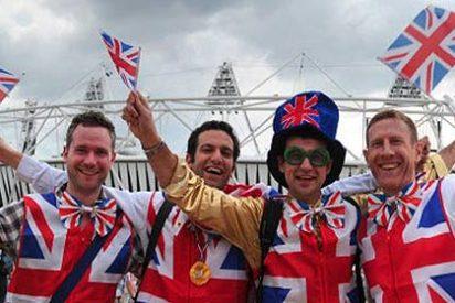 Las Olimpiadas de Londres son un éxito mediático y una ruina económica