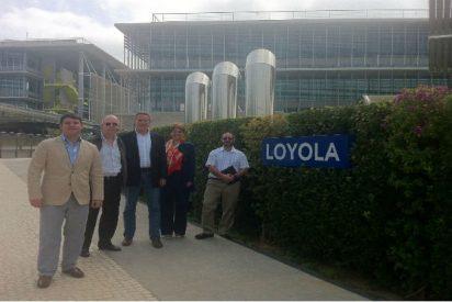 La Universidad Loyola Andalucía avanza en internacionalización