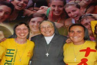 """Madre Yvonne: """"Los jóvenes de hoy no están sólo indignados, sino también comprometidos"""""""